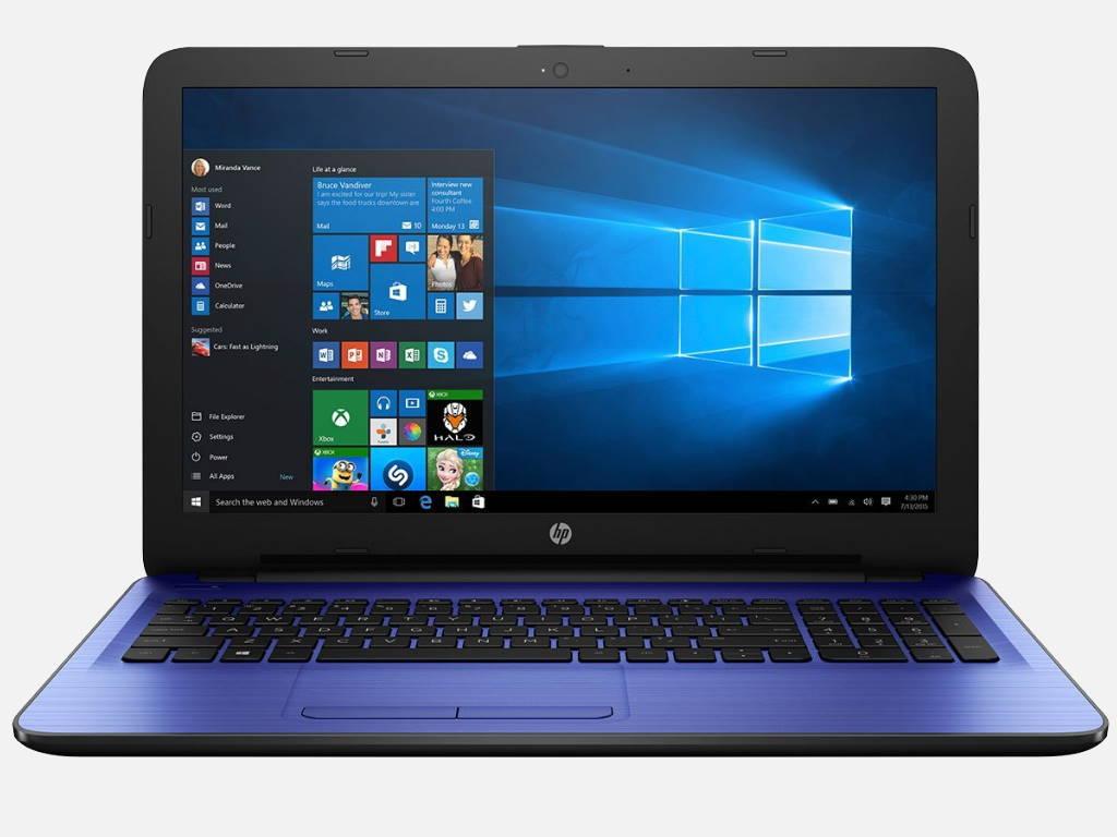 HP laptop 15 AY544TU Reviews Windows 10 4GB 1TB
