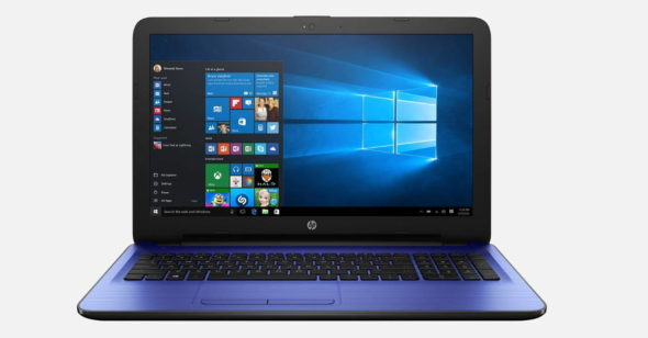 HP laptop 15-AY544TU Reviews Windows 10 4GB 1TB