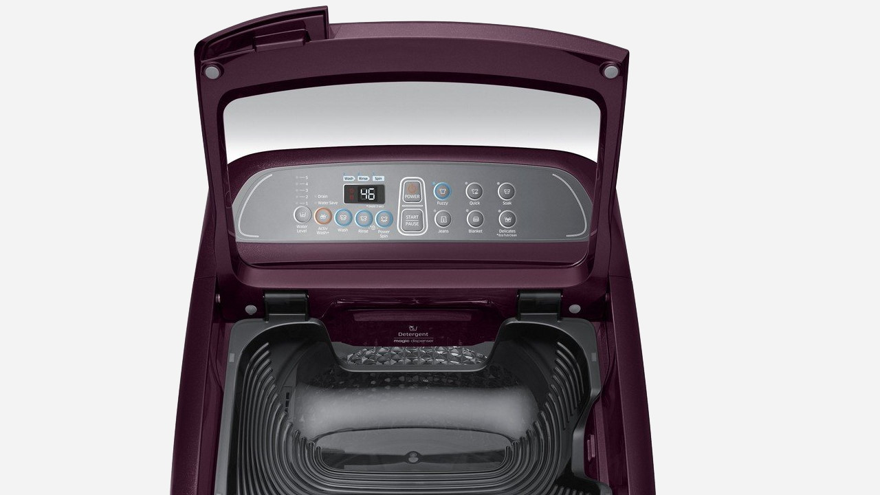 Samsung Activewash Wobble Top Loading Review India