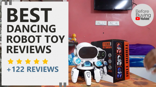 Best Octopus Robot Music Lights Reviews India